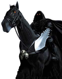Freeazzurra web site galleria immagini cavaliere nero - Mike le pagine da colorare cavaliere ...